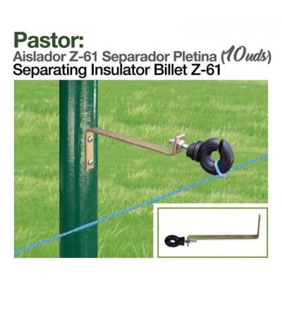 Pastor: Aislador Z-61 Separador-Pletina (10 Uds)