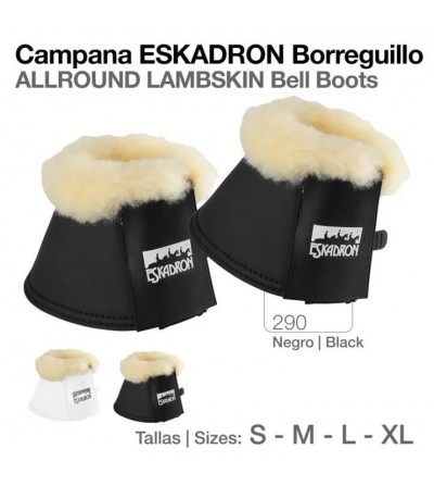 Campana Eskadron con Borreguillo