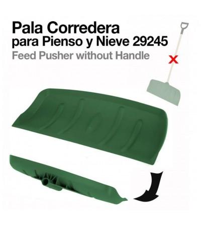 PALA CORREDERA PARA PIENSO Y NIEVE 29245