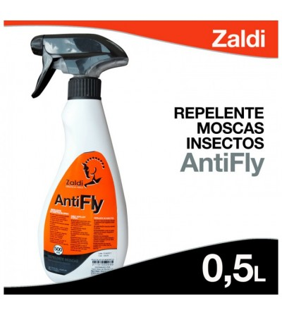Zaldi Repelente Moscas e Insectos 0,5 Litros