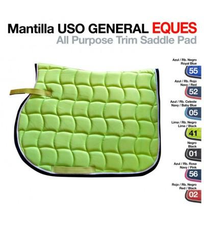 MANTILLA USO GENERAL EQUES 8679