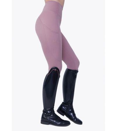Pantalón de Montar Leggins de Mujer Maximilian Sculpt Rose Taupe