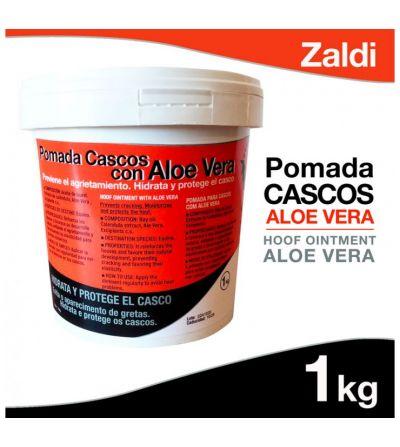 Pomada para Cascos Alóe Vera Zaldi Premium 1Kg
