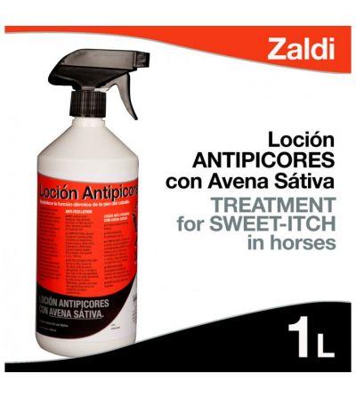 Zaldi Loción Antipicores con Avena Sativa 1 L