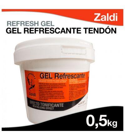 Gel Refrescante Tendón 0.5 Kg Zaldi