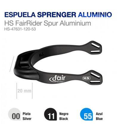 ESPUELA SPRENGER ALUMINIO HS-4763