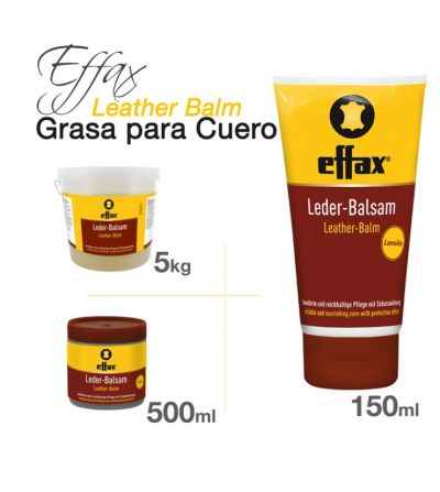 Effax Grasa Cuero Leather-Balm