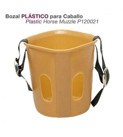 Bozal para Caballo de Plástico P120021