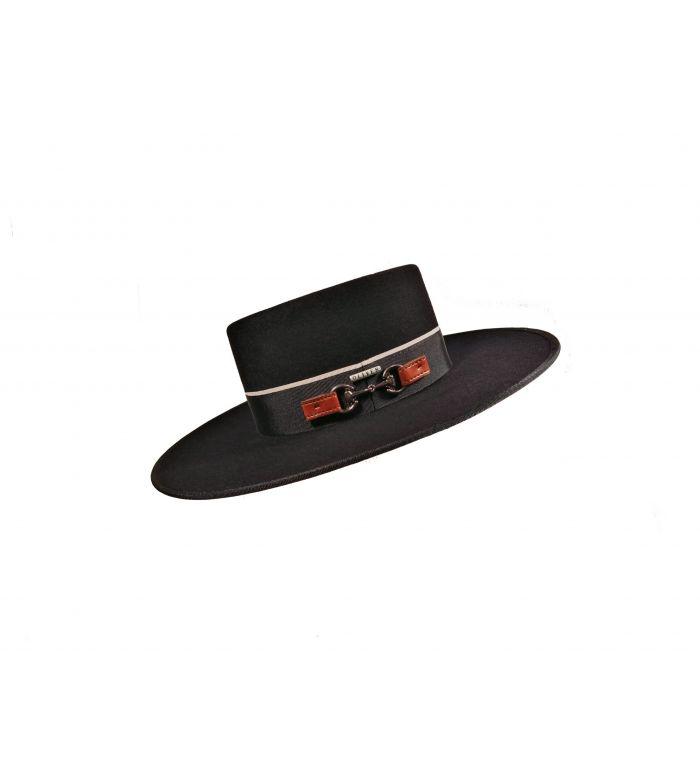 Sombrero Cañero Lana con vivo Trabillada
