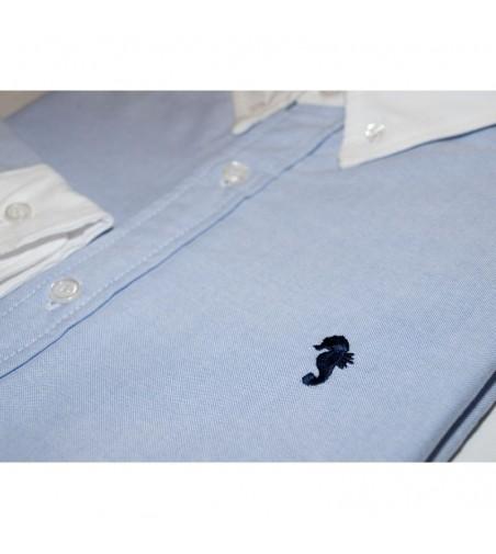 Camisa de Competición Azul