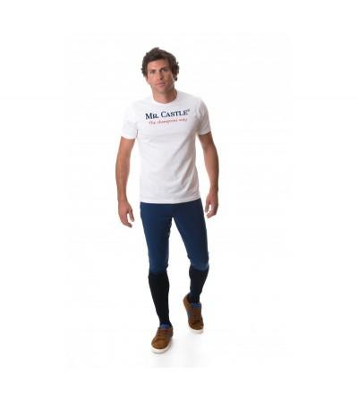 Pantalón Azul Hombre
