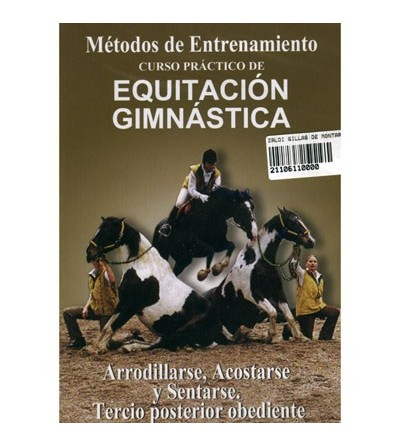 Dvd: Curso Práctico Equitación Gimnastica II