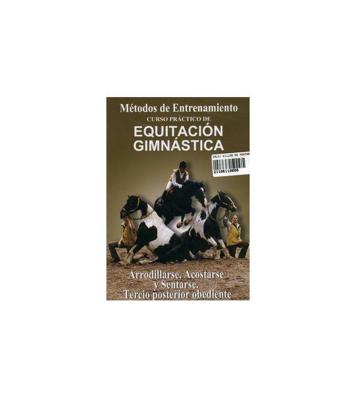 Dvd: Curso Practico Equitación Gimnastica II
