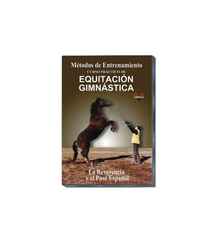 Dvd: Curso Practico Equitación Gimnástica I