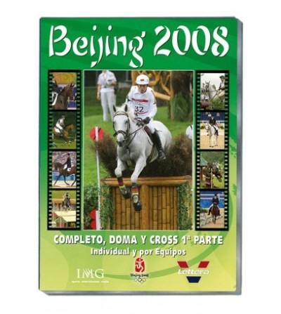 Dvd: Completo, Doma y Cross 1ª Beijing 2008