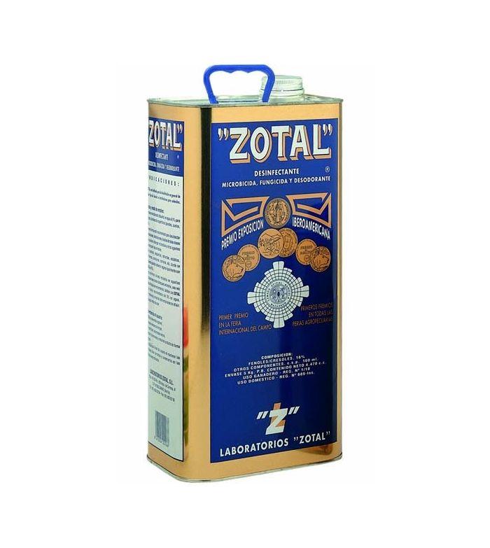 Desinfectante para Cuadras Zotal