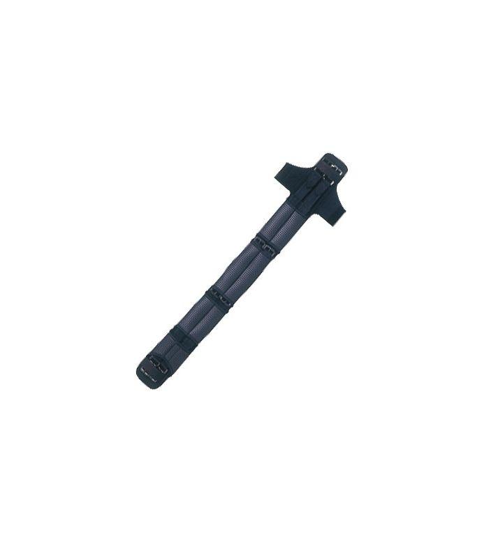 Cincha Doma Neopreno60-80 cm Negra