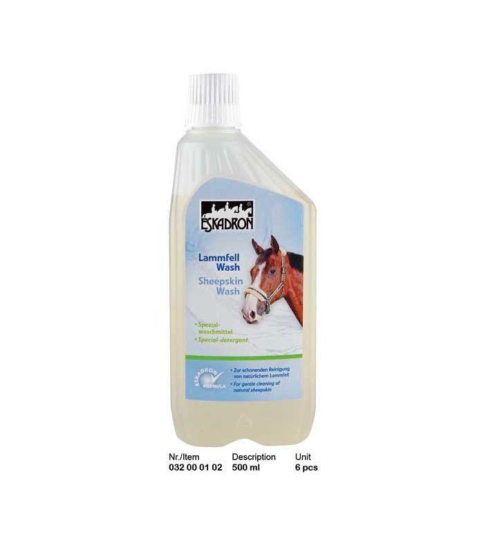 Eskadron Detergente Zalea (6 Uds) 500 ml