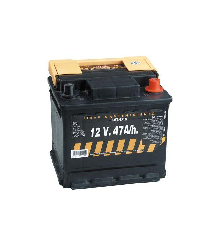 Pastor: Bateria Recargable 12V. 47A/H