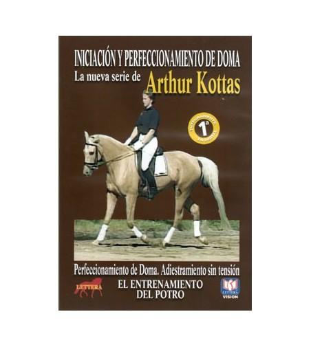 Dvd: Arthur Kottas El Entrenamiento del Potro