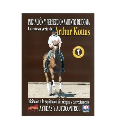 Dvd: Arthur Kottas Ayudas y Autocontrol