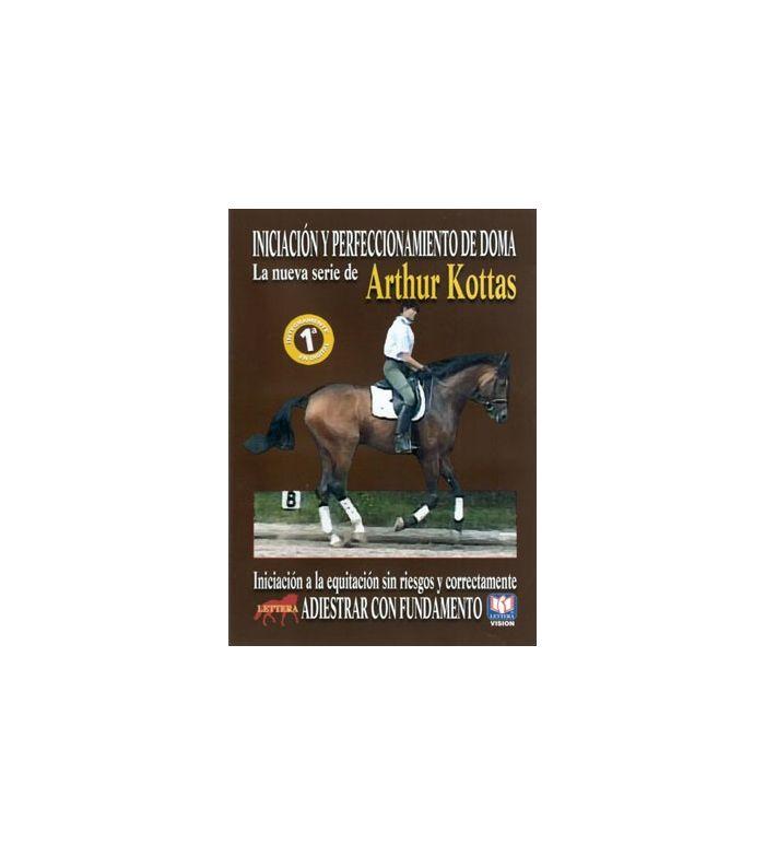 Dvd: Arthur Kottas Adiestrar con Fundamento