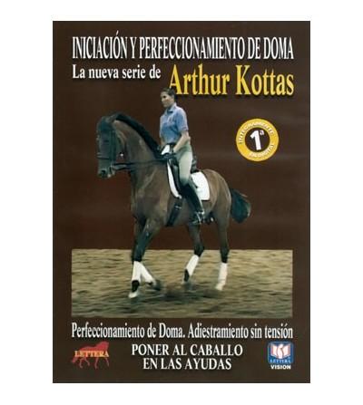 Dvd: Arthur Kottas Poner al Caballo en las Ayudas