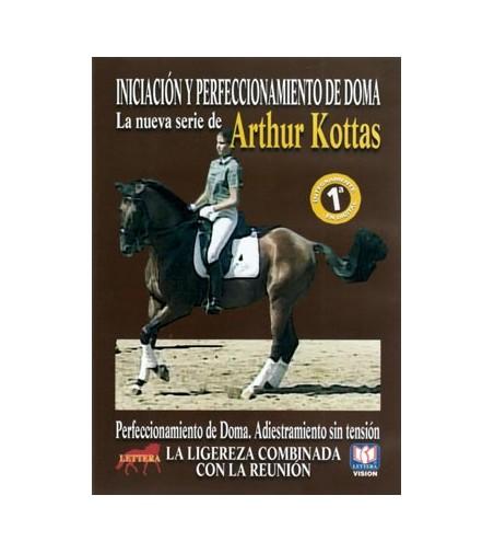 Dvd: Arthur Kottas La Ligereza Combinada con La Reunión