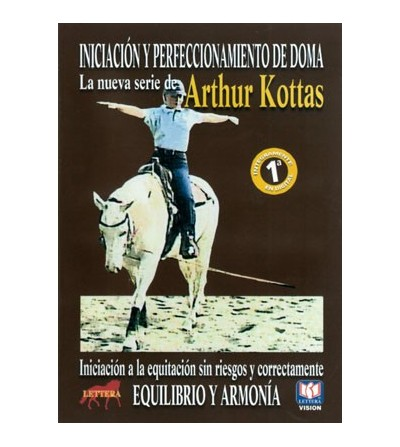 Dvd: Arthur Kottas Equilibrio y Armonía