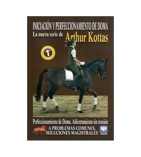 Dvd: Arthur Kottas Problemas Comunes, Soluciones Magistrales