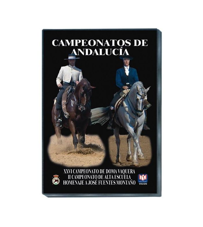 Dvd: Campeonato de Andalucía Doma Vaquera