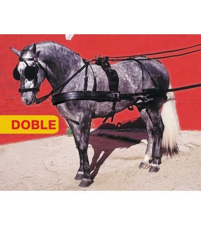 Enganche Zaldi-Extra a la Húngara Doble