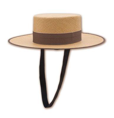 Sombrero Cordobés Paja - Panama ff4fa24008c