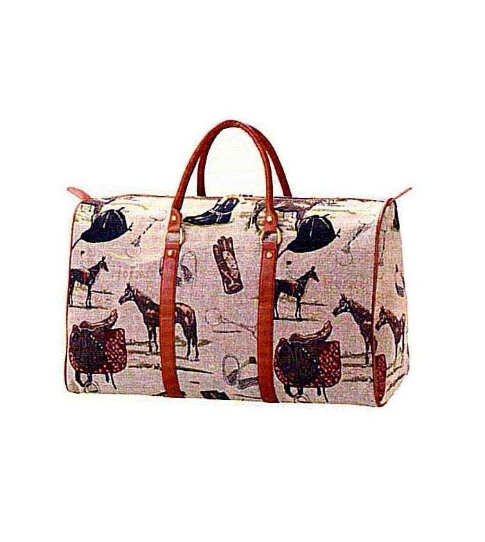Bolso-Macuto Colección Horse&Lady nº6