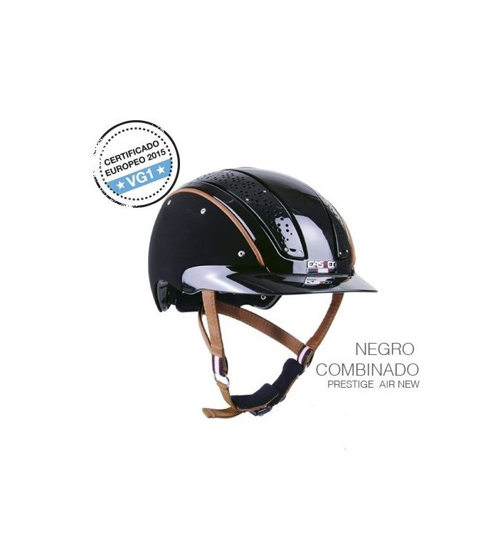 Casco de Equitación CAS CO Prestige Air New