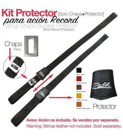 Acion Record Kit Protector + Chapa