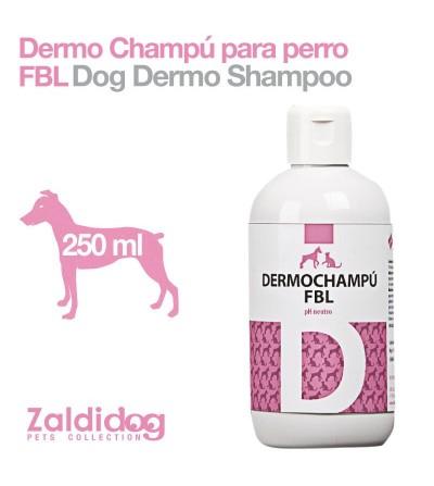 Perro Dermo Champú Fbl 250 ml