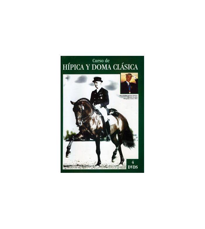 Dvd: Curso de Doma Clásica Cl-005