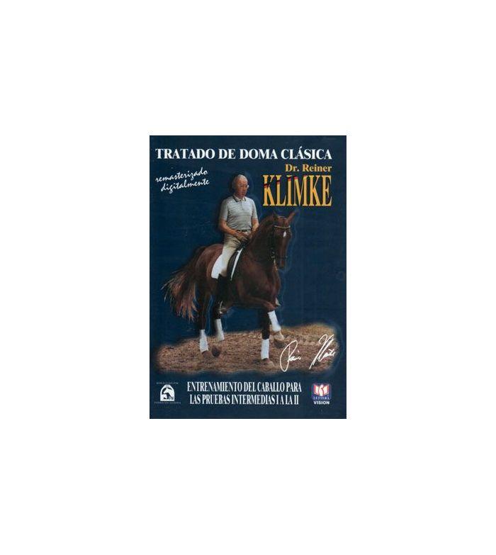 Dvd: Reiner Klimke -Entrenamiento del Caballo para Pruebas Intermedias