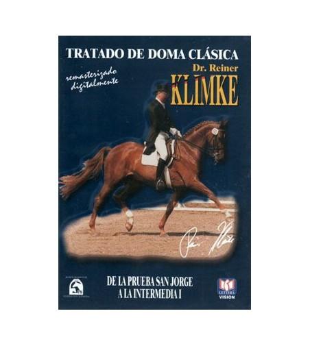 Dvd: Reiner Klimke -De la Prueba San Jorge a la Intermedia
