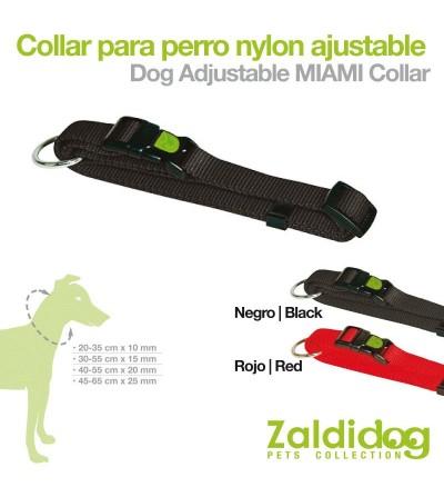 Perro Collar Nylon Ajustable