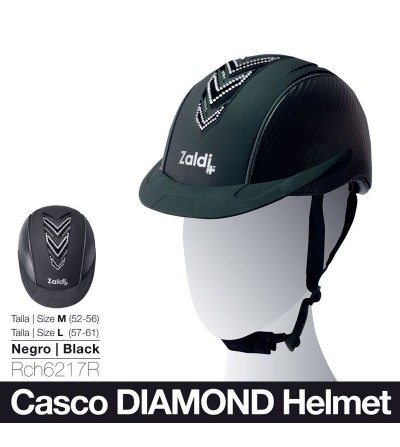 Casco de Montar Diamond Rch6217R