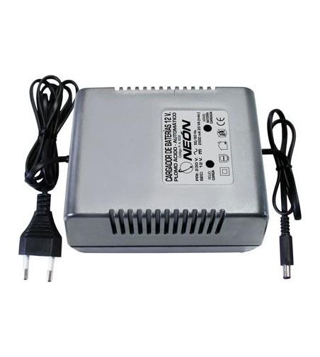Pastor: Cargador De Baterias Plomo Z-100 12V. 3A