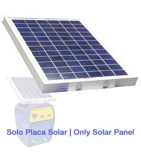 Pastor: Panel Solar 7W. Suelto