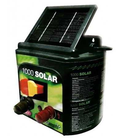 Pastor: Pastormatic 1000 Solar 6V