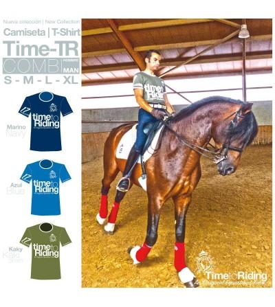 Camiseta Time-Tr Combi Hombre