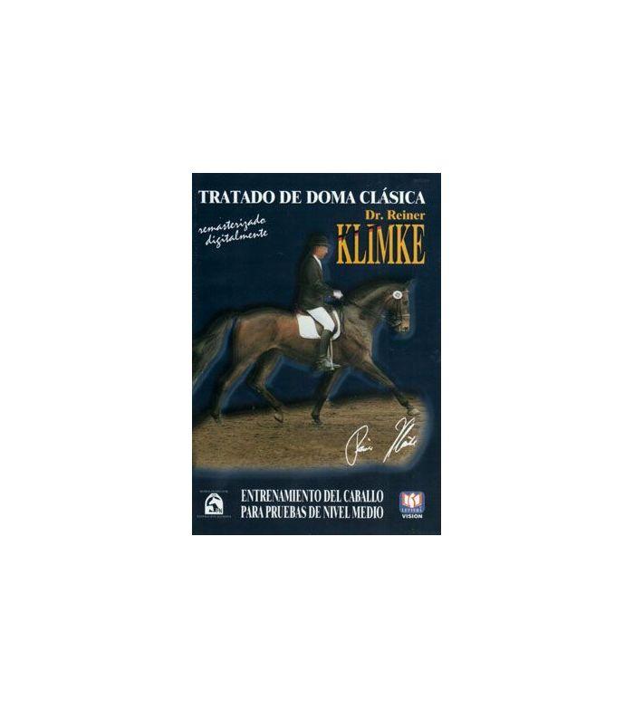 Dvd: Dr. Klimke Nº 5 Entrenamiento Del Caballo para Pruebas de Nivel M