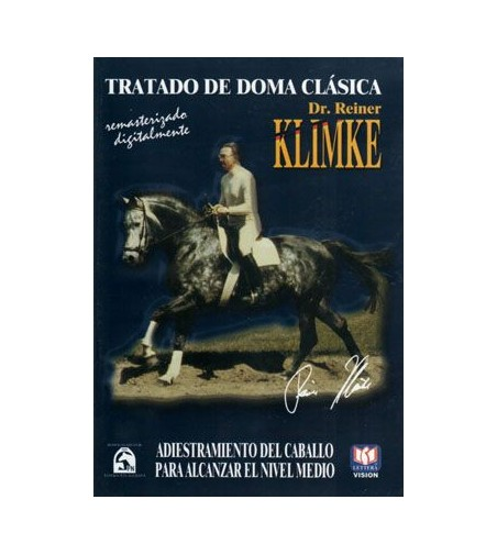 Dvd: Dr. Klimke Nº 4 Adiestramiento Del Caballo