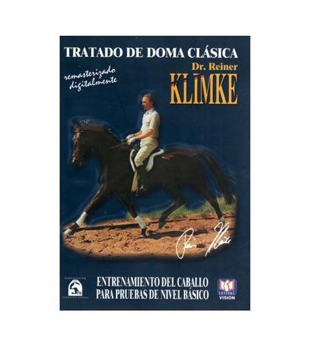 Dvd: Dr. Klimke Nº 3 Entrenamiento Del Caballo Básico