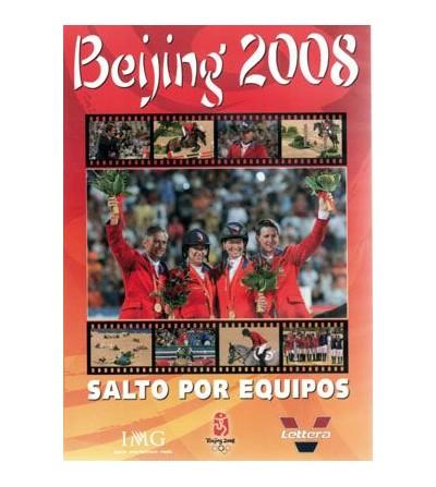 Dvd: Salto de Obstaculos por Equipos Beijing 2008